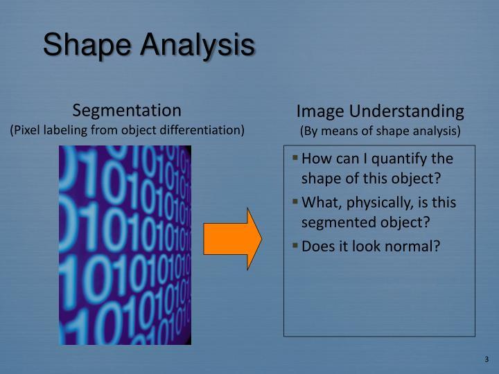 Shape analysis1