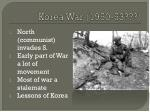 korea war 1950 53