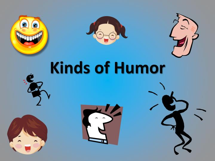 kinds of humor n.