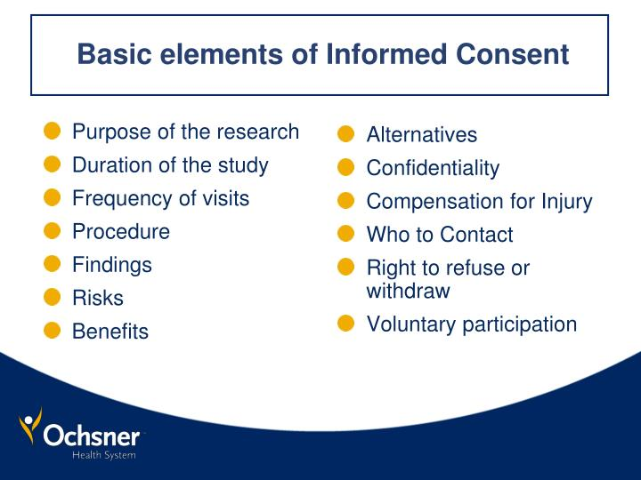 why do we need informed consent We'll assume we have your consent to use cookies, for example so you won't need to log in each time you visit our site  what does consent mean in clinical practice.