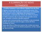 a ilumina o do novo testamento21