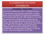 a ilumina o do novo testamento4