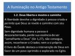 a ilumina o no antigo testamento2