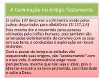 a ilumina o no antigo testamento4