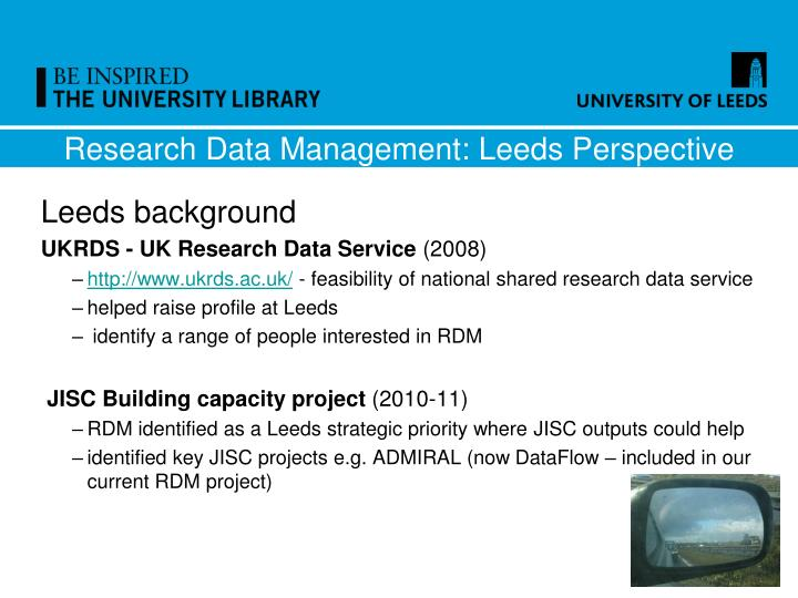 research data management leeds perspective n.