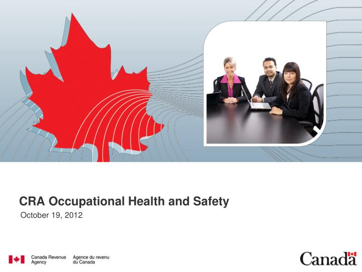 cra occupational health and safety n.