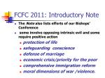 fcfc 2011 introductory note2