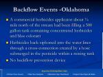 backflow events oklahoma1