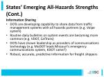 states emerging all hazards strengths cont2
