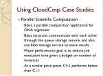 using cloudcmp case studies3