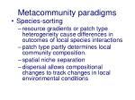 metacommunity paradigms2