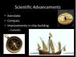 scientific advancements