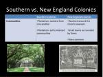 southern vs new england colonies3