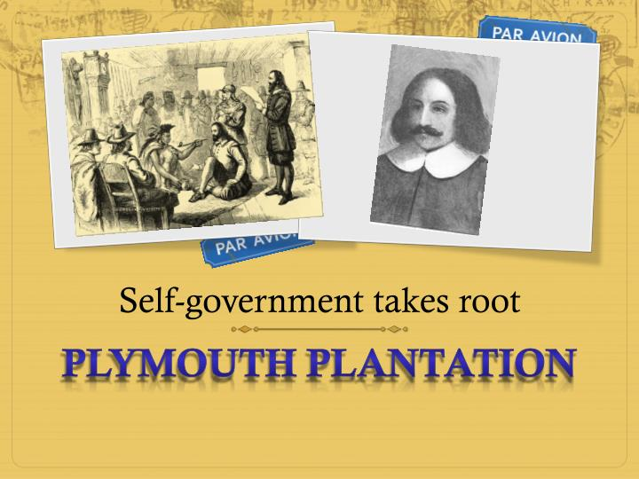 Self-government takes root