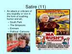 satire 11