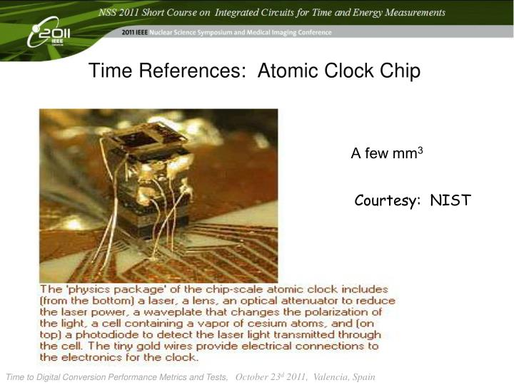 Time References