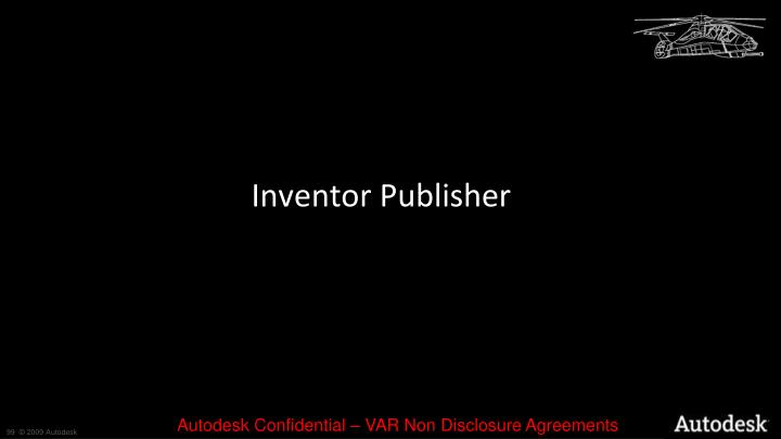 Inventor Publisher