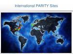 international parity sites