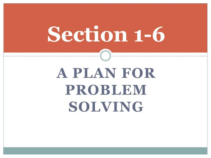 Section 1-6