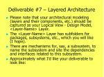 deliverable 7 layered architecture2