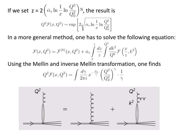 If we set  z = 2