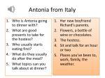 antonia from italy1