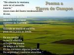 poema a tierra de campos