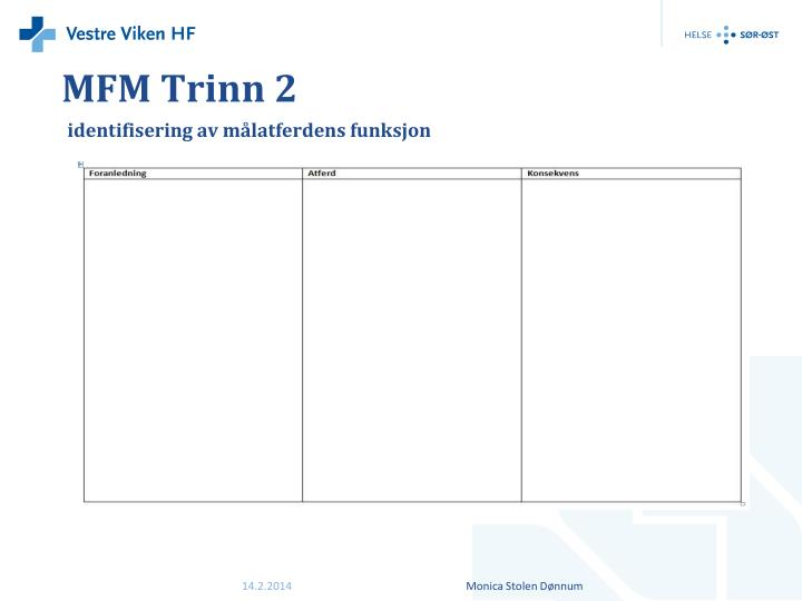 MFM Trinn 2