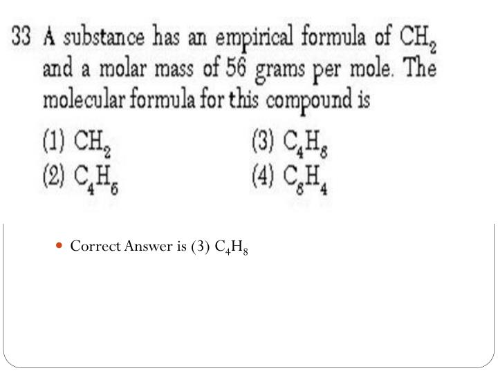 Correct Answer is (3) C