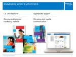 engaging your employees
