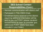 ses school contact responsibilities cont1