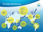 the global r d network