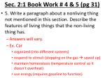 sec 2 1 book work 4 5 pg 31