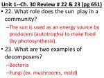 unit 1 ch 30 review 22 23 pg 651