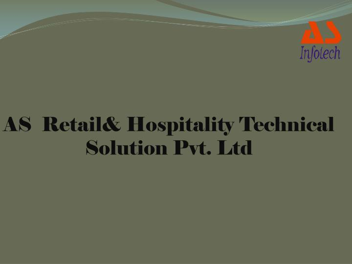 as retail hospitality technical solution pvt ltd n.