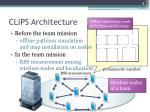 clips architecture
