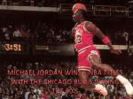 michael jordan wins 6 nba titles with the chicago bulls during the 90 s