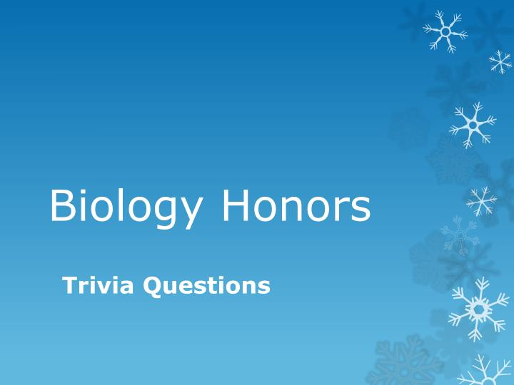 finals honors biology chapter 1 Ap biology online quizzes & tests by providing links to other sites, wwwbrainbeaucom does not guarantee, approve, or endorse the information or products available on these sites please note that these external links are set to match the chapter format in campbell & reece biology - ap edition 8th edition.