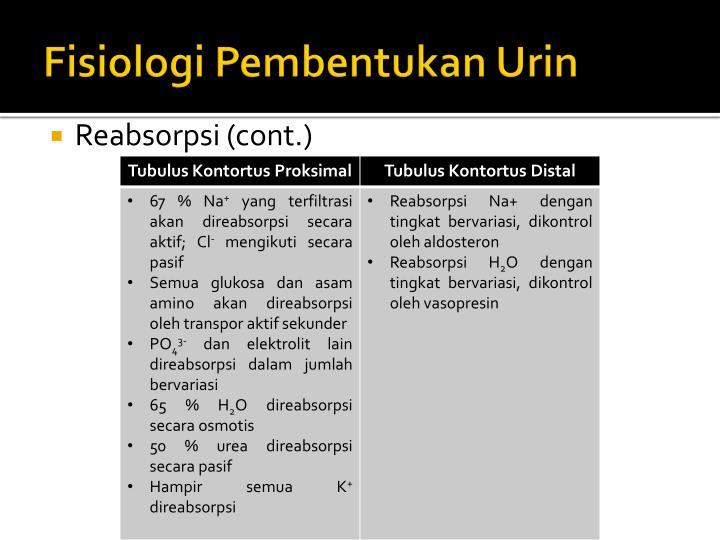 Fisiologi