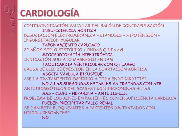Cardiolog a