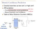 branch confidence prediction1