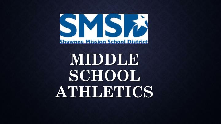 middle school athletics n.