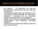aspectos epidemiol gicos1