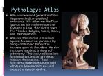 mythology atlas