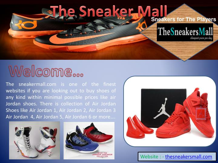 PPT - Cheap Air Jorden Shoes by The