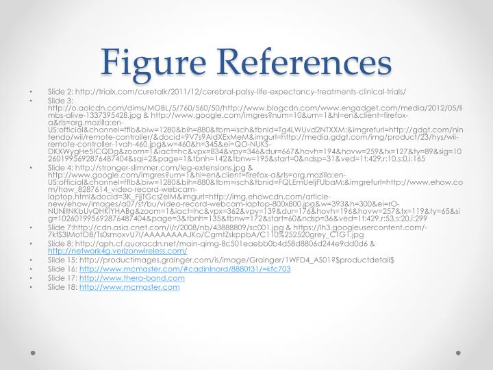 Figure References