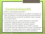 standards based ieps1