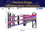 nominal design definition phase 18 03 2011