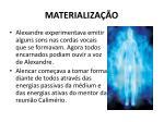materializa o2