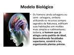 modelo biol gico